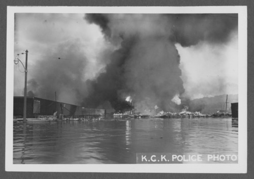 Flood in Kansas City, Kansas - Page
