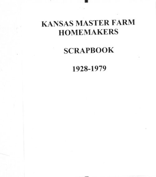 Kansas Master Farm Homemakers - Page