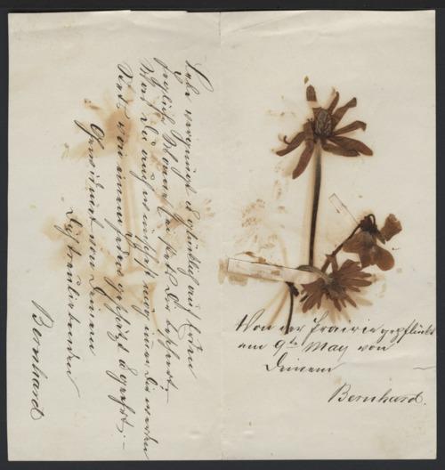 Bernhard Warkentin to Wilhelmina Eisenmayer Warkentin - Page
