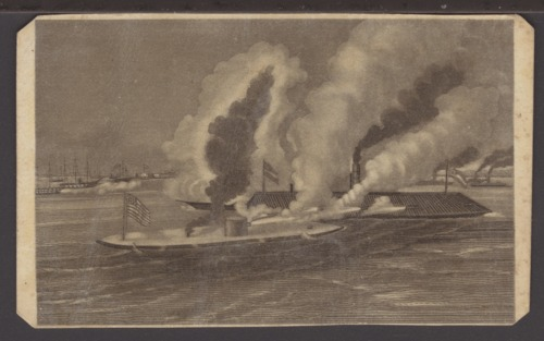 Monitor and Merrimack battleships - Page