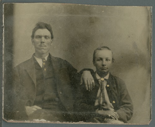 James Nichol and George Held - Page