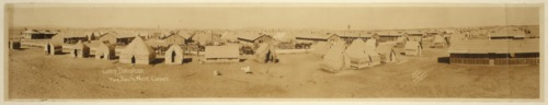 Camp Doniphan at Fort Sill, Oklahoma - Page