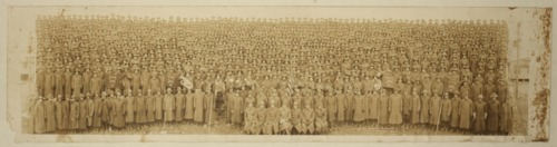 Soldiers at Camp Pike, Arkansas - Page