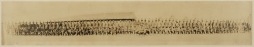 Company B, 110th Engineers at Camp Doniphan, Oklahoma - Page