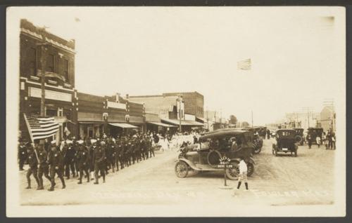 Memorial Day parade in Fowler, Kansas - Page