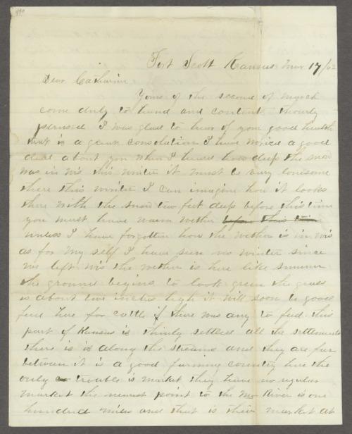 Aiken J. Sexton correspondence - Page