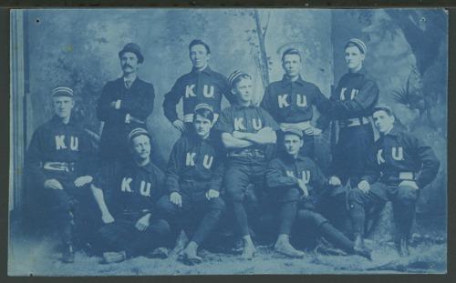 Kansas University baseball team, Lawrence, Kansas - Page