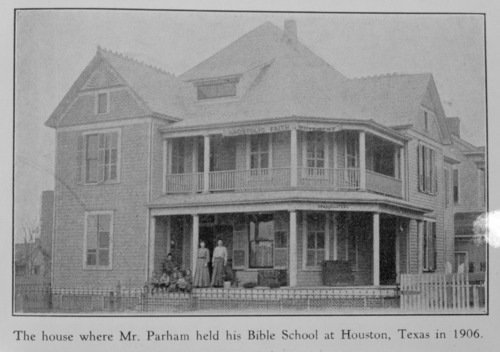 Bible school in Houston, Texas - Page