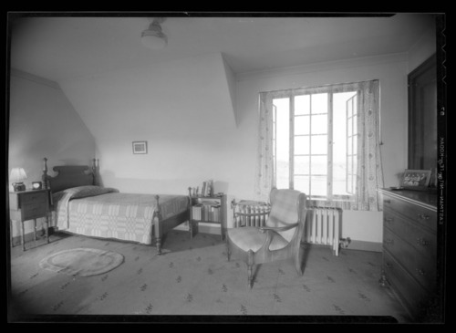Interior views of Menninger Clinic Lodges, Topeka, Kansas - Page
