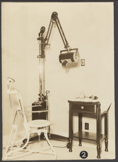 X-ray room of the Security Benefit Association hospital, Topeka, Kansas - Page