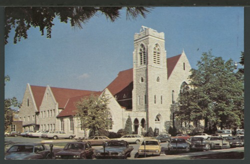 First Presbyterian Church in Topeka, Kansas - Page