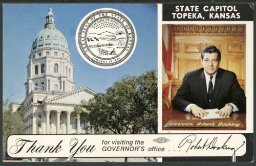 Governor Robert B. Docking - Page