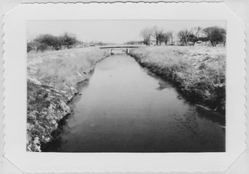 Drainage canal in Wichita, Kansas - Page