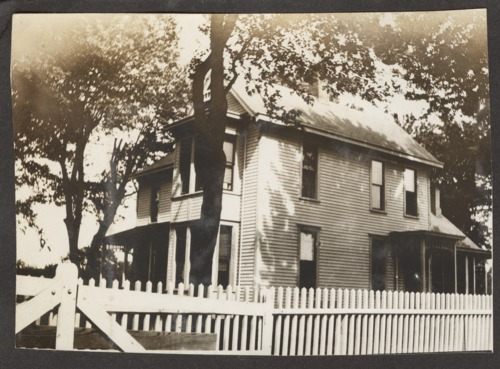 Scott Kelsey's home in Oakland, Shawnee County, Kansas - Page