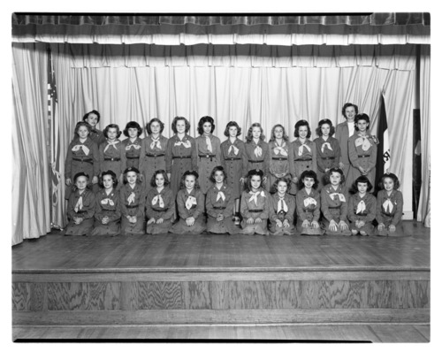 Girl scouts in Topeka, Kansas - Page