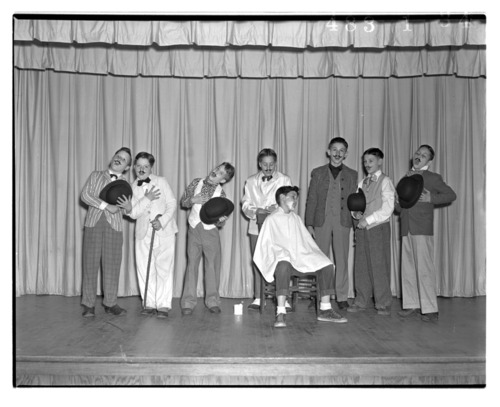 Barbershop singers in Topeka, Kansas - Page