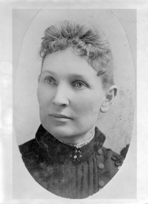 Dr. Martha Cunnigham - Page