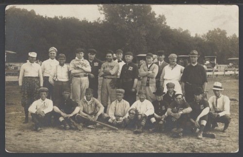 Baseball players, Dodge City, Kansas - Page