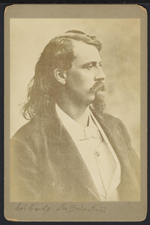 "William Frederick ""Buffalo Bill"" Cody - Page"
