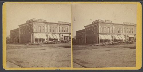 Massachusetts Street in Lawrence, Kansas - Page