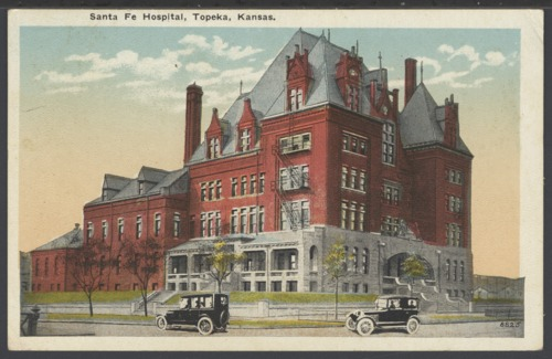Santa Fe hospital in Topeka, Kansas - Page