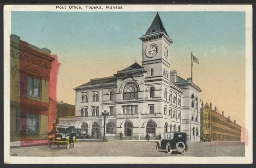 Post office in Topeka, Kansas - Page