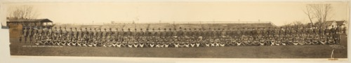 Student Army Training Corps Company B, Lawrence, Kansas - Page