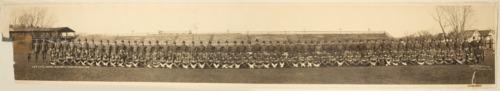 Student Army Training Corps Company B, Lawrence, Kansas - Page