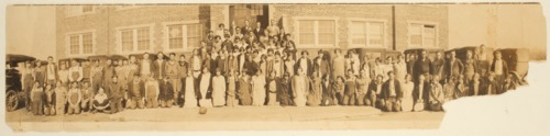 High School, Arlington, Kansas - Page
