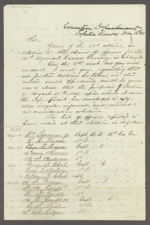 Thomas C. Stevens correspondence - Page
