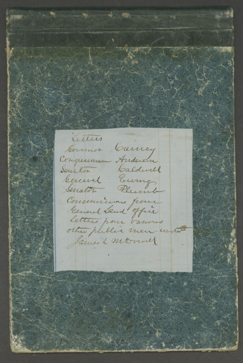 James L. McDowell correspondence - Page
