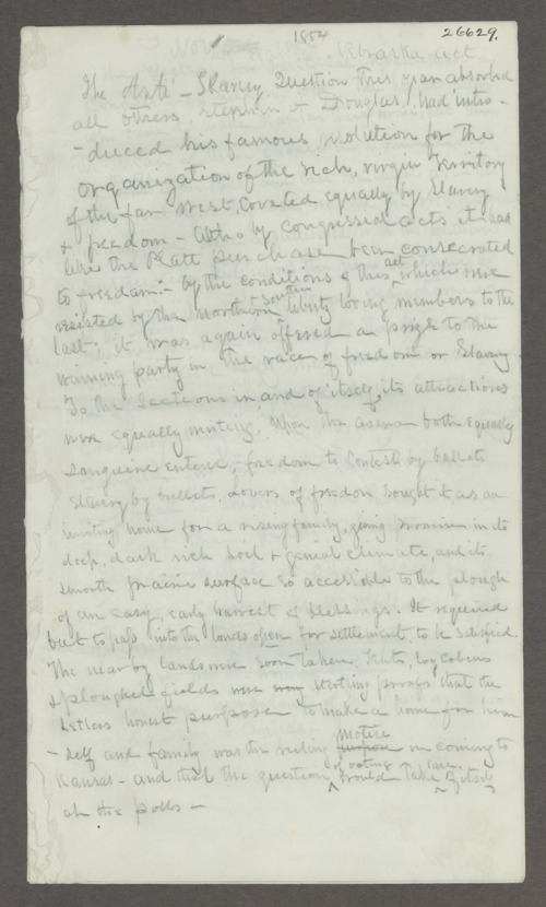 Orville Chester Brown correspondence - Page
