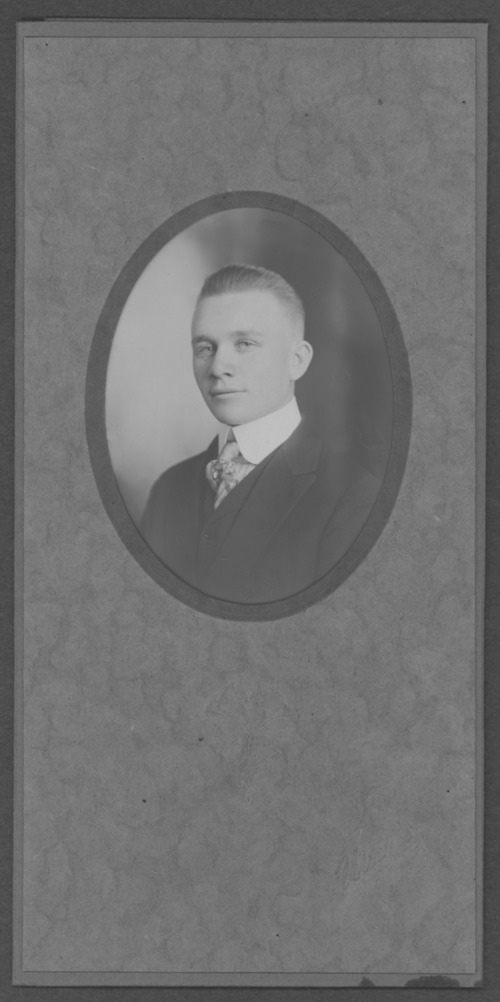 James John Marr, World War I soldier - Page