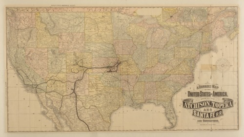 Homes in America along the line of the Atchison, Topeka & Santa Fe railroad - Page