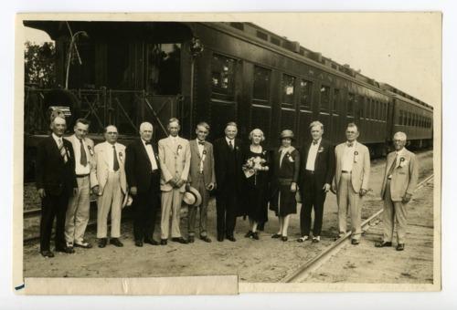 Herbert Clark Hoover, Strong City, Kansas - Page