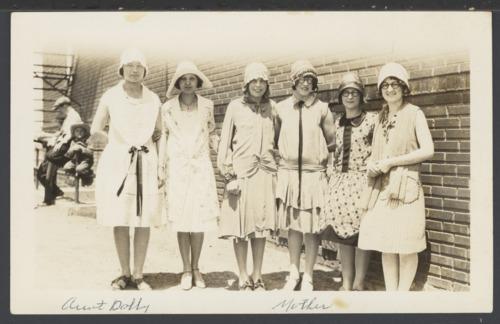 Teachers at Montezuma grade school in Montezuma, Kansas - Page