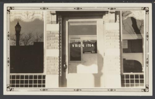Cimarron State Bank in Cimarron, Kansas - Page