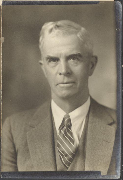 Albert E. Kinnamon - Page