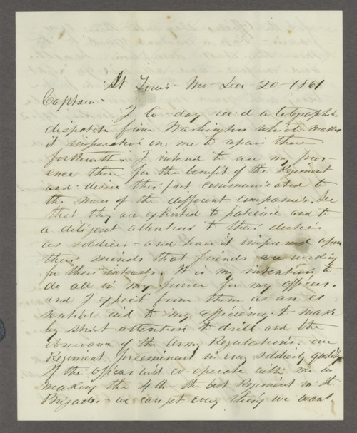 James Madison Harvey correspondence - Page