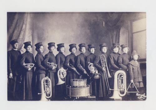 Women's band, Udall, Kansas - Page