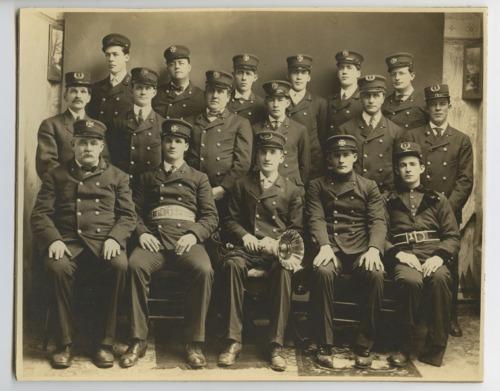 Firemen, Solomon, Kansas - Page