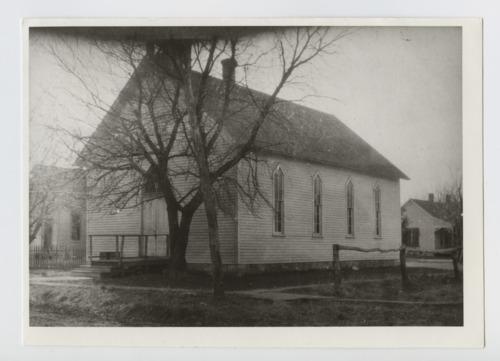 Methodist Church, Richland, Kansas - Page