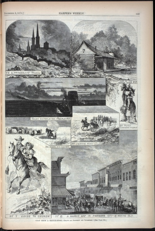 Harper's Weekly Illustrations - Page