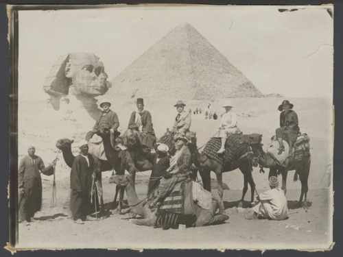 William Allen White in Egypt - Page