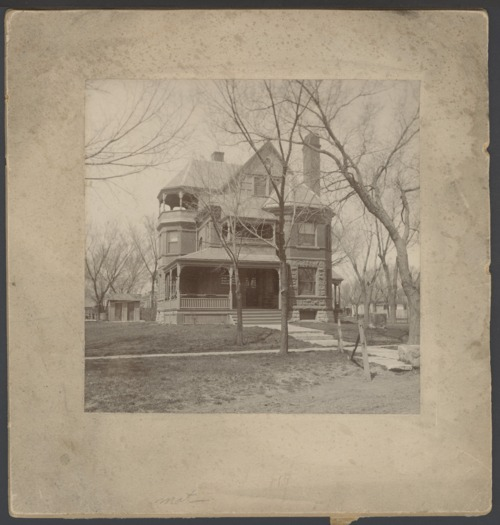 William Allen White house in Emporia, Kansas - Page