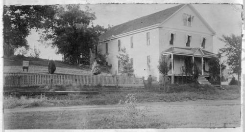 Arrington Hotel, Arrington, Kansas - Page