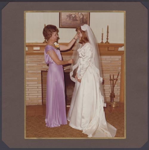 Wedding dress worn by Rebecca Mock Blick - Page