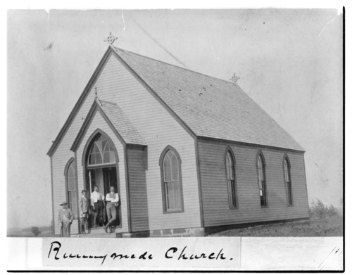 St. Patrick's Episcopal Church, Runnymede, Kansas - Page
