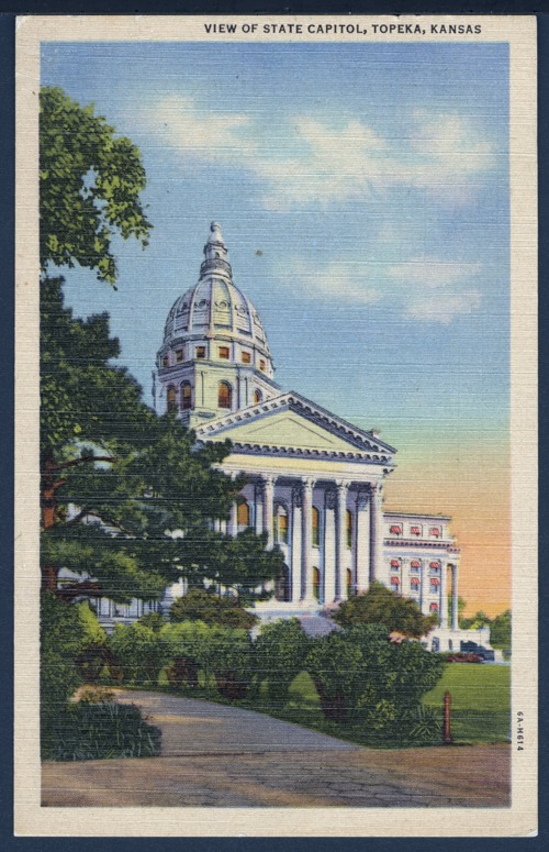 State capitol in Topeka, Kansas - Page