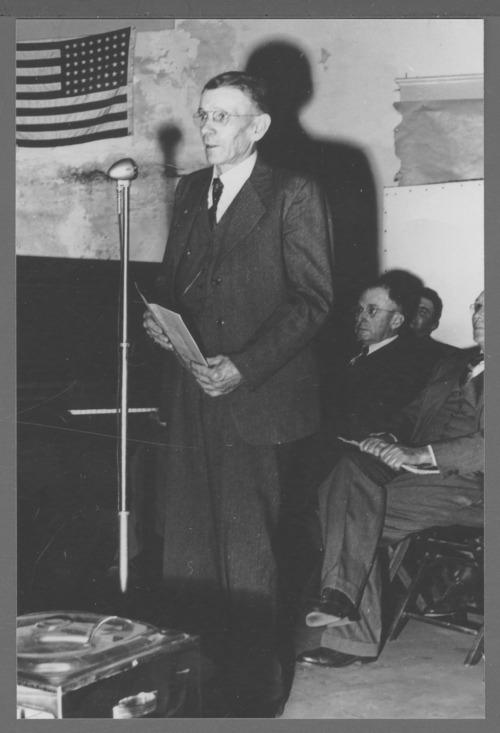 Timothy Francis Kelley, president, Dickinson, Saline & Ottawa Rural Electric Coop - Page